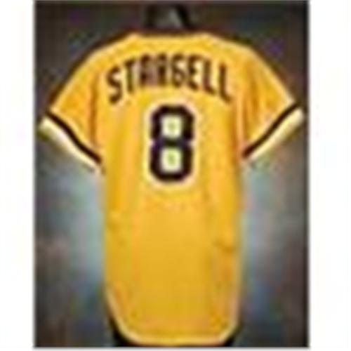 premium selection ecc96 4bba4 1980 Willie Stargell Pittsburgh Pirates Game-Used ...