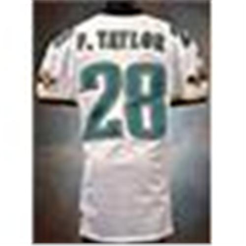 1998 Fred Taylor Rookie Jacksonville Jaguars Game Used