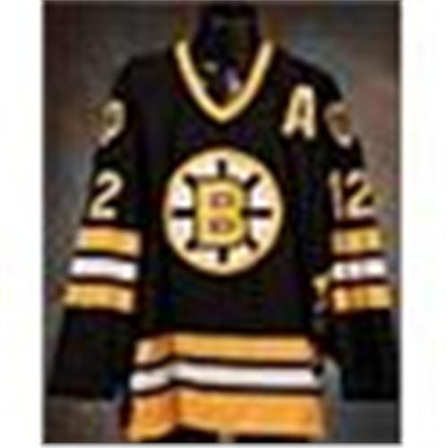 super popular 9c1b7 745a8 1993-94 Adam Oates Boston Bruins Game-Used Black Road ...
