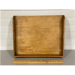 "ANTIQUE 22"" DOUGH BOARD"