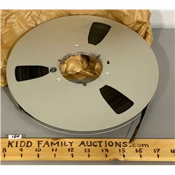 FILM REEL - TITLED ' FOR THE HONOUR OF GOD & THE KING'