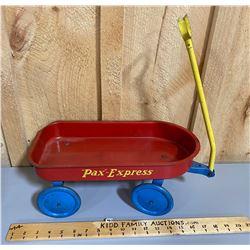 PAX - EXPRESS CHILD TOY TIN WAGON