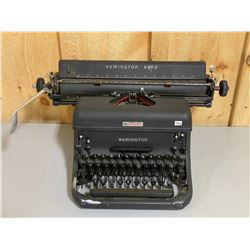 REMINGTON RAND PORTABLE TYPERWRITER