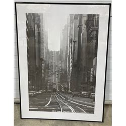 LOT OF 2 POSTERS - NEW YORK CITY & JERSEY BOYS