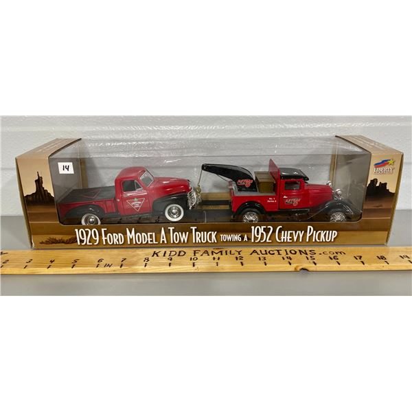 CANADIAN TIRE 1/24 SCALE LIMITED EDITION DIECAST