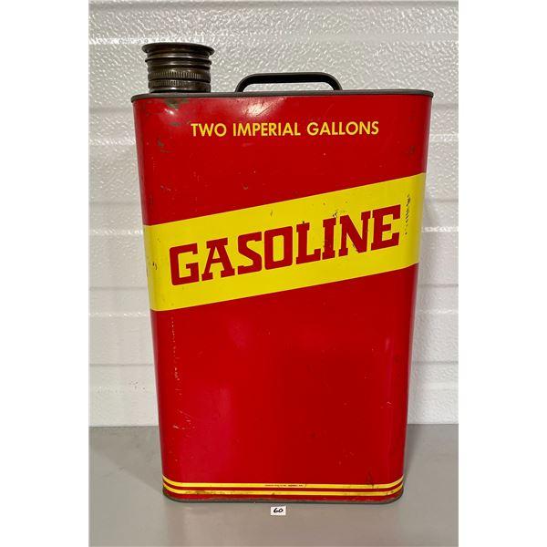 2 GALLON GASOLINE CAN