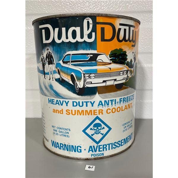 1 GALLON DUAL DUTY ANTIFREEZE - FULL