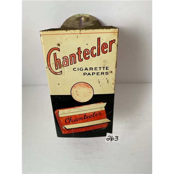 CHANTECLER CIGARETTE PAPERS HOLDER