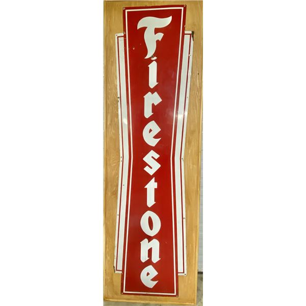 "FIRESTONE SSP SIGN - 23.5"" X 90.5"""