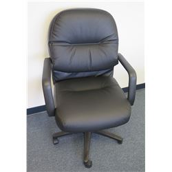 HON Company Executive Office Rolling Armchair Muscatine IA52761