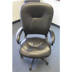 HON Company Executive Office Rolling Armchair