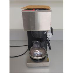 BUNN Coffee Maker VPR Pourover Series Model VPR. Blk