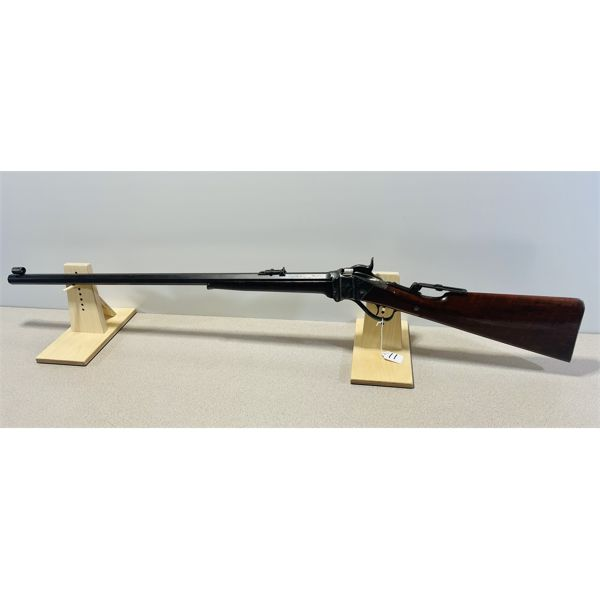 SHARPS MODEL 1874 SPORTING OCTAGON RIFLE IN .44