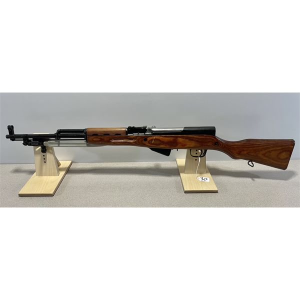TULA SKS 7.62 X 39 - SELLING AS A FUNDRAISER - SEE NOTES