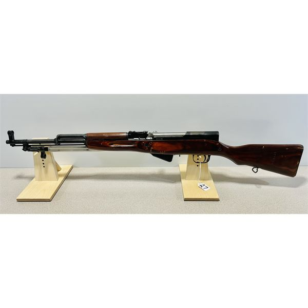 TULA SKS 7.62 X 39 - SELLING AS A FUNDRAISER