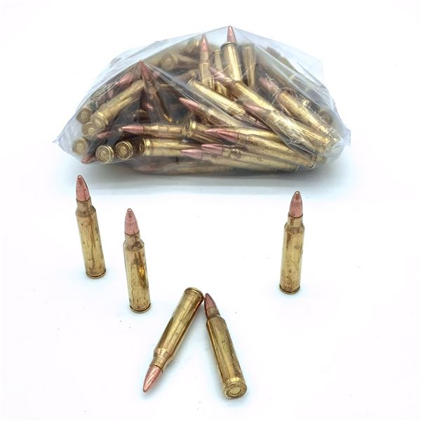 Loose Assorted 223 Rem Ammunition -  81 Rnds