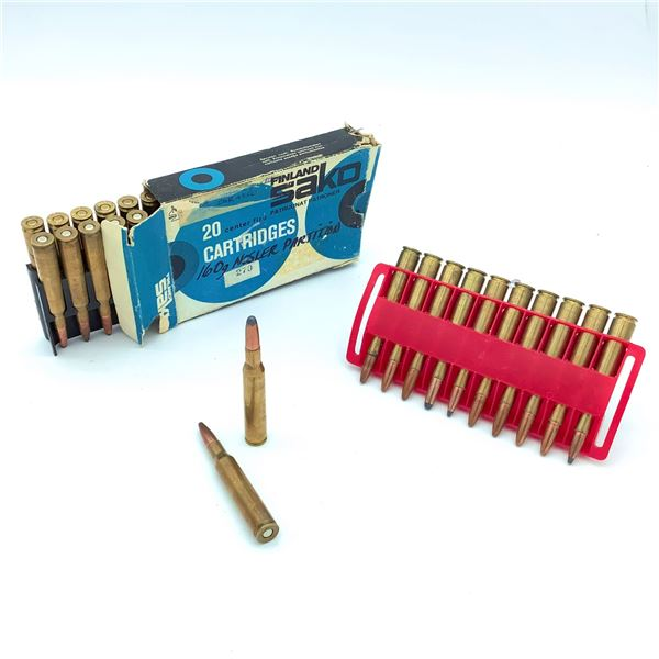 Assorted 270 Ammunition - 30 Rnds