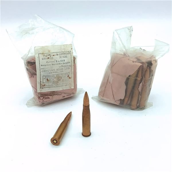 Century Arms LTD 8 x 56R Ammunition - 37 Rnds