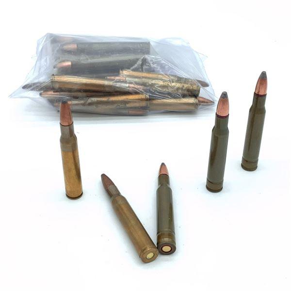 Assorted Loose 30-06 Ammunition - 32 Rnds