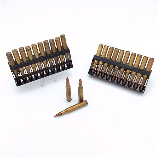 Assorted Loose 270 Ammunition - 23 Rnds