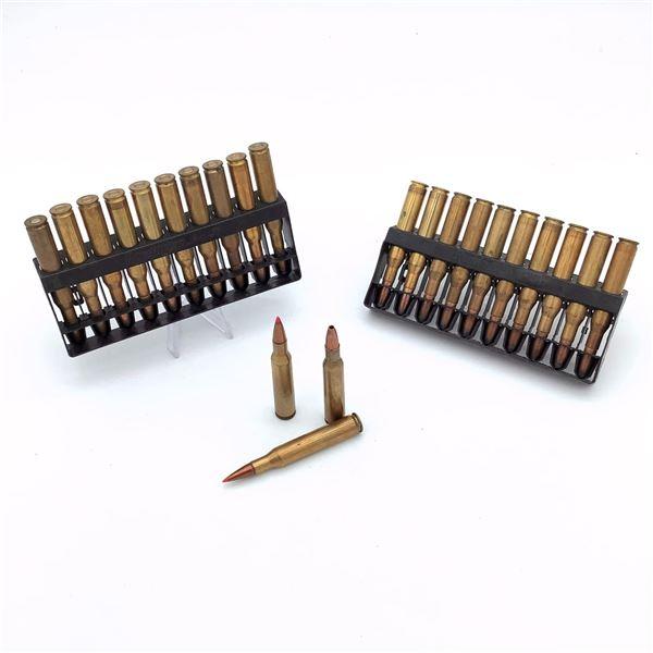 Assorted Loose 270 Ammunition - 23 Rnds