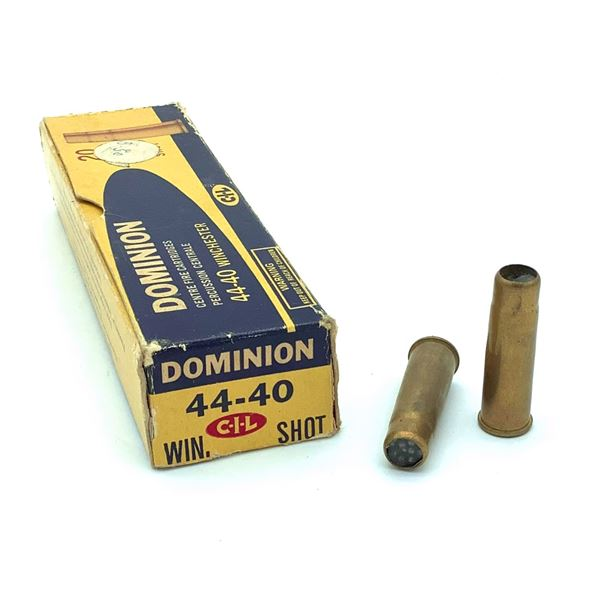 Dominion 44-40 Win Ammunition - 17 Rnds