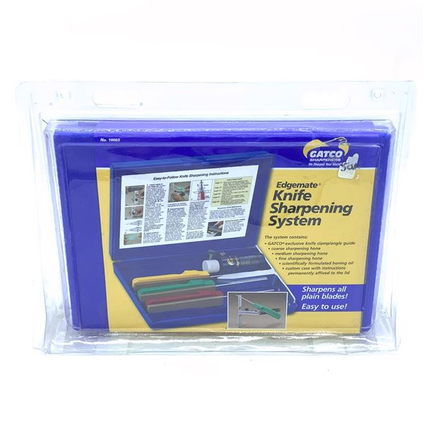 Gatco Edgemate Knife Sharpening System