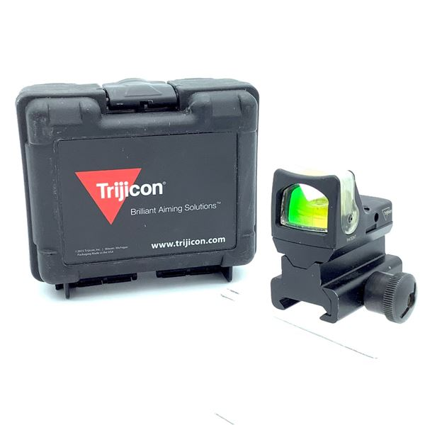 Trijicon RMR 9.0 MOA Amber Dot with RM34 Mount, Demo Model