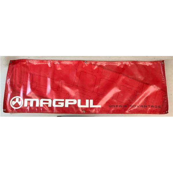 "Magpul Vinyl Banner 24"" x 70"""