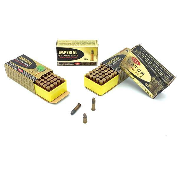 Assorted 22 Ammunition - 182 Rnds