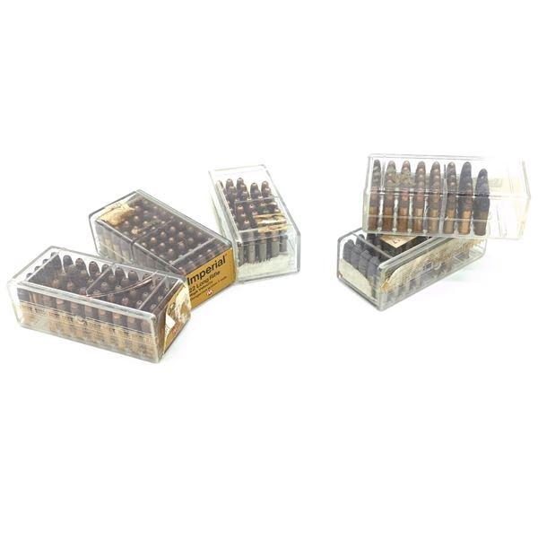 Assorted 22 Ammunition - 204 Rnds