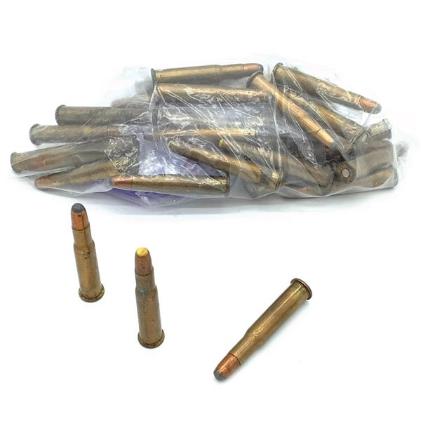 Assorted Loose 30-30 Win Ammunition- 37 Rnds