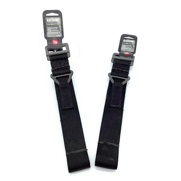 2 Blackhawk Small CQB/Rigger's Belt, New
