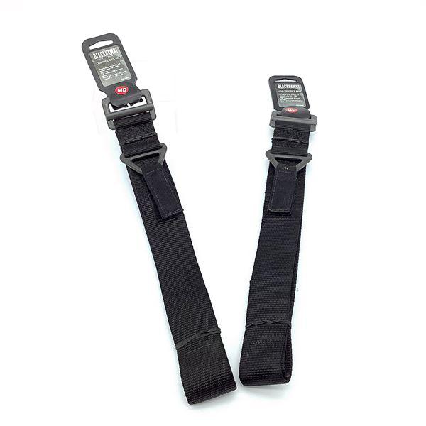 2 Blackhawk Medium CQB/Rigger's Belt, New