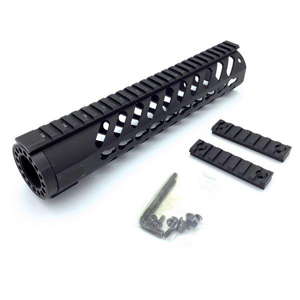 "10"" AR-15 Free Float Key-mod Handguard"