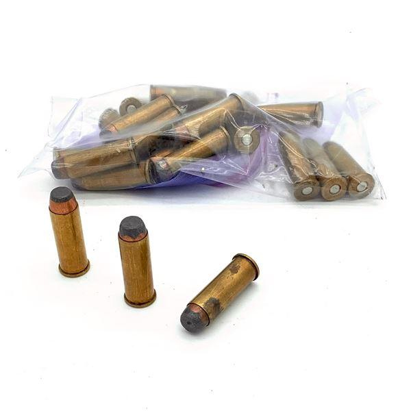 Assorted Loose 44 Rem Mag Ammunition- 22 Rnds
