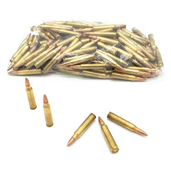 Loose Assorted 223 Rem Ammunition - 170 Rnds