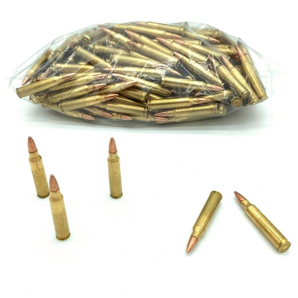 Assorted Loose 223 Rem Ammunition - 218 Rnds