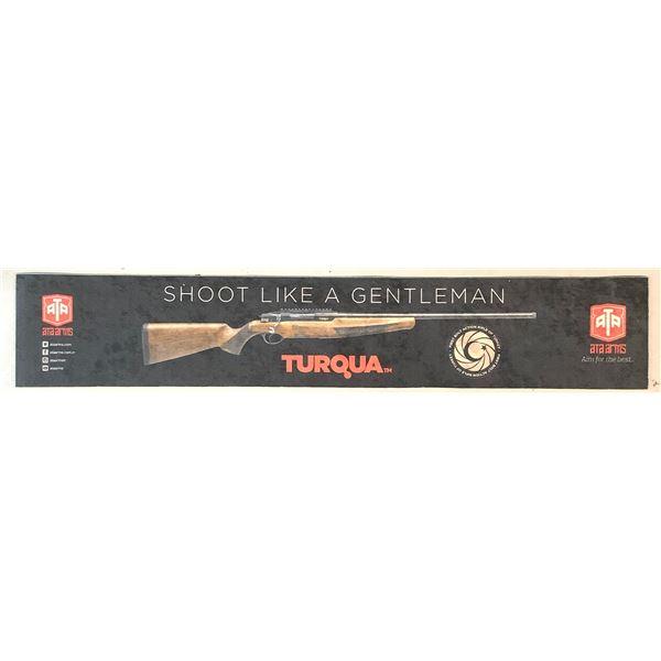 """Turqua Counter Mat, 50"""" x 9"""""""