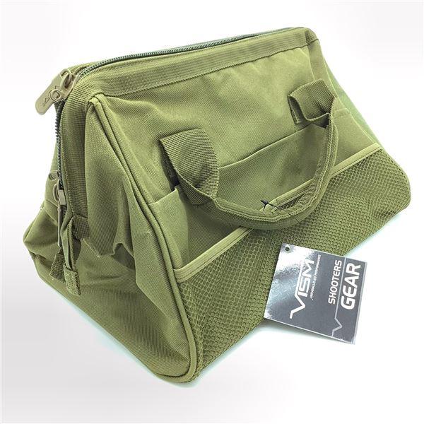 Vism Green Range Bag, New