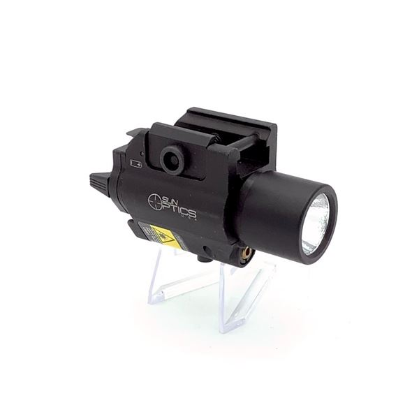 Sun Optics Tactical Flashlight & Laser Mount