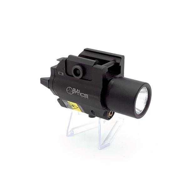 Sun Optics Tactical Flashlight & Laser Mount