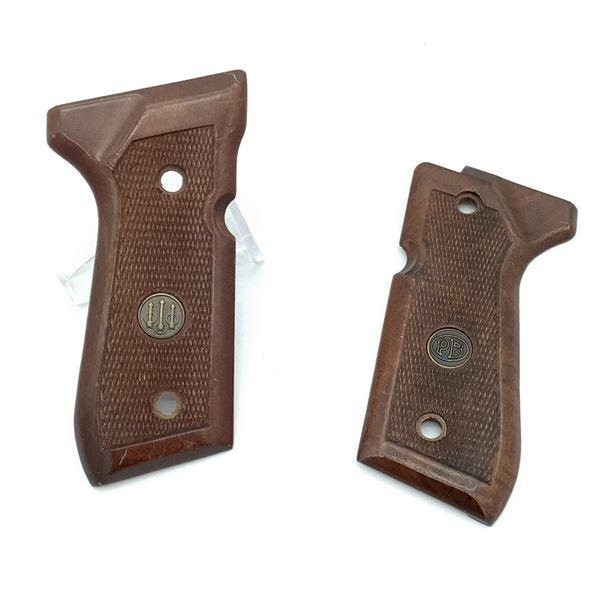 Beretta Wooden Pistol Grips