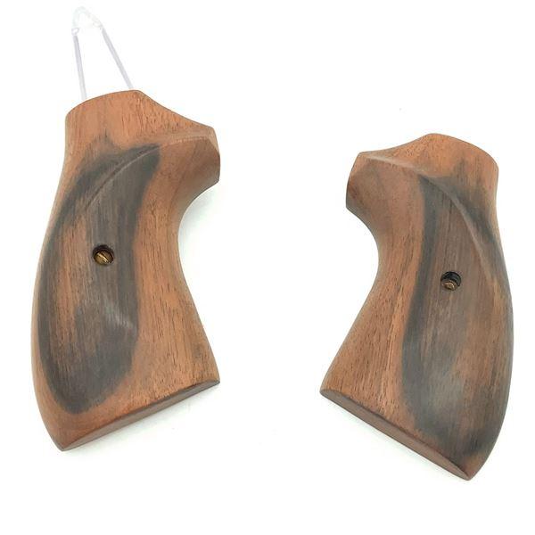 Wood Pistol Grip