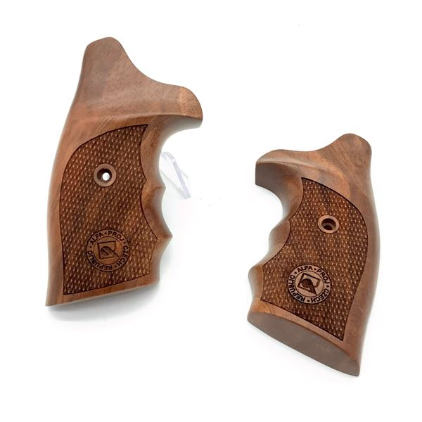 ALFA Proj. Wood Revolver Pistol Grip
