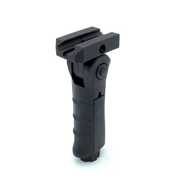 1 Folding Vertical Black Grip