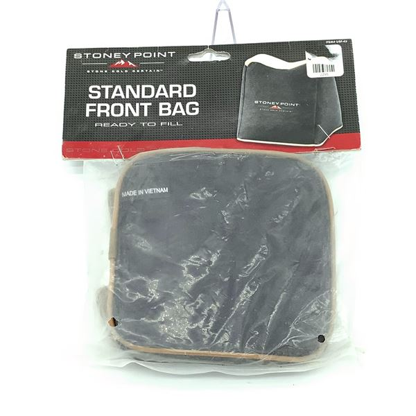Stoneypoint Standard Front Bag, Ready to Fill Rest, New