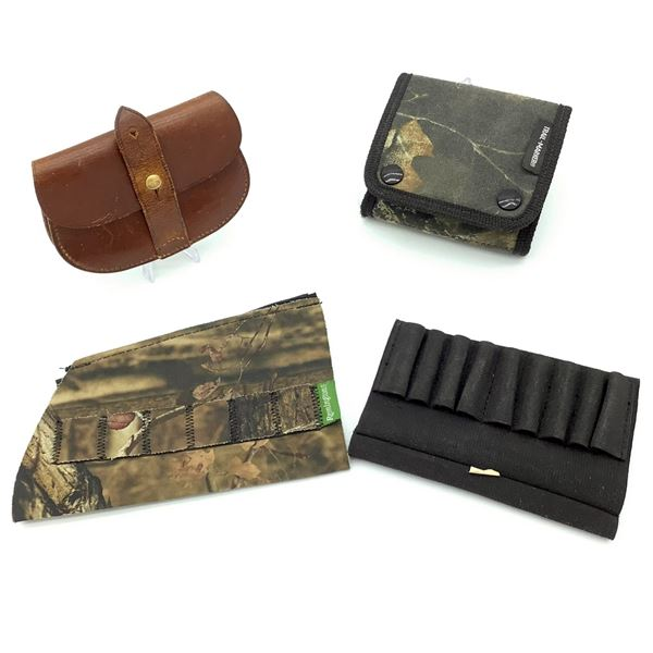 4 Assorted Cartridge Carriers