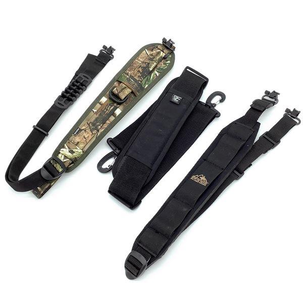 3 Padded Gun Slings