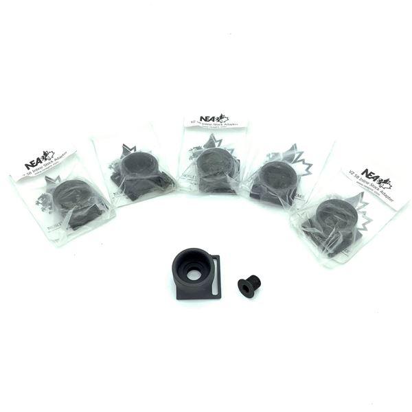 6 NEA VZ 58 Inline Stock Adaptors